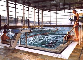 Schwimmhalle Güstrow